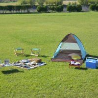 キャンプ道具なしでキャンプをやった事がなくてもデイキャンプは楽しめる?