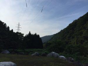 片貝山ノ守キャンプ場でソロキャンプ (10)