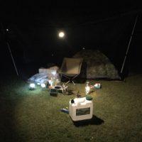 ソロキャンプにおける就寝時の防犯のコツとキャンプ場選び!