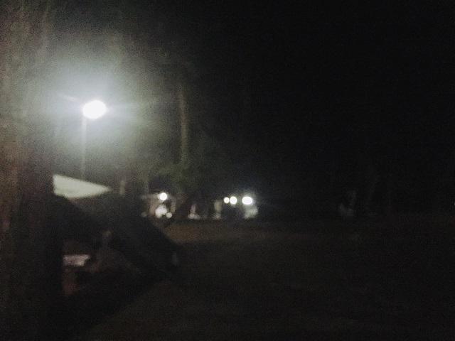 園家山キャンプ場でソロキャンプ (27)