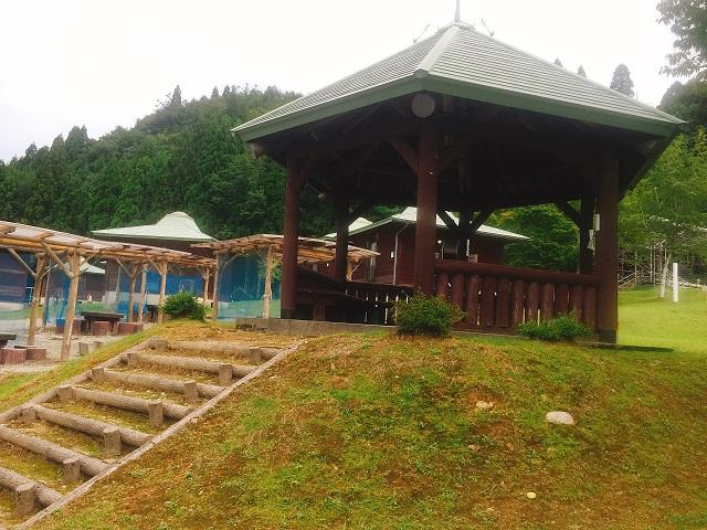 明日キャンプ場 (2)
