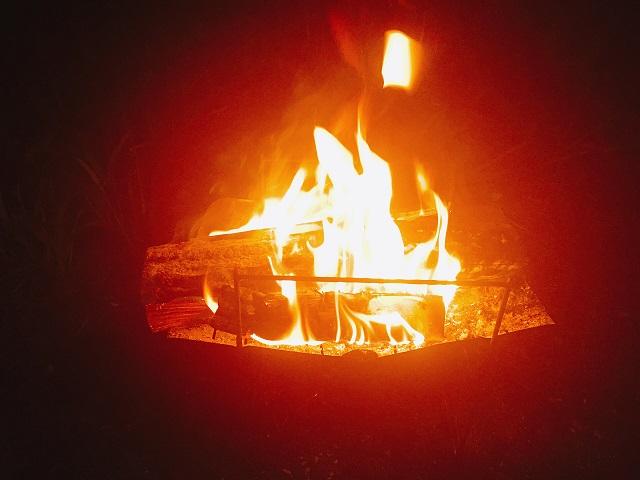 焚き火台2