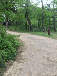 閑乗寺公園キャンプ場 (9)
