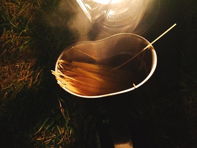 夜の初キャンプツーリング! (13)