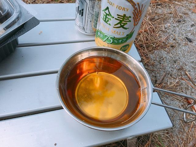園家山キャンプ場でソロキャンプ (8)