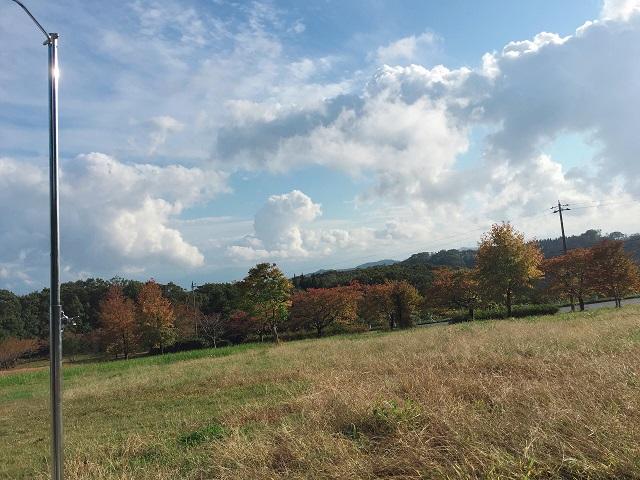 五位キャンプ場で秋キャンプ (5)