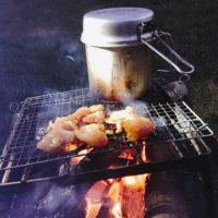 キャンプでトマトを使った洋風炊き込みご飯リベンジへ さらにムール貝のエキスを使って海鮮パエリア風にアレンジ!