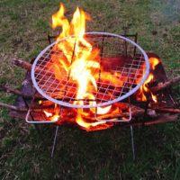 夏のキャンプに!紫外線や虫対策にも使えるあると便利な焚き火アイテム!