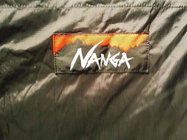 ナンガのシュラフオーロラ450DX (3)