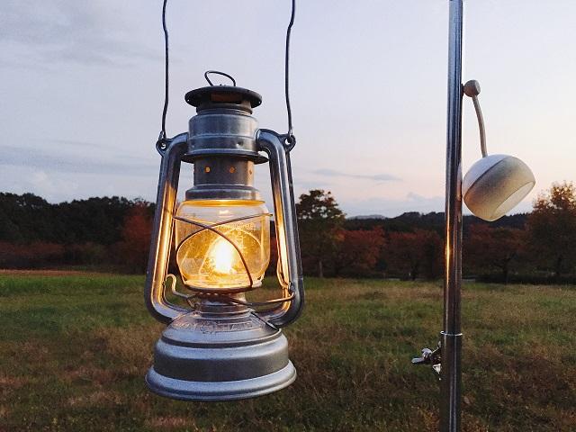 五位キャンプ場で秋キャンプ (21)