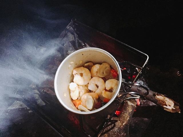 洋風炊き込みご飯リベンジ (15)