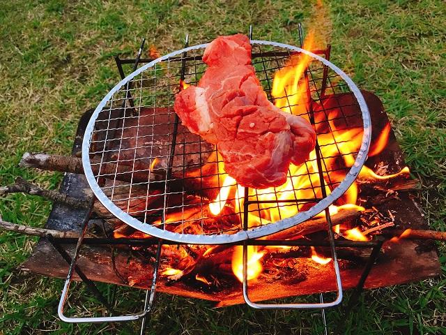 ピコグリルで焼肉BBQ