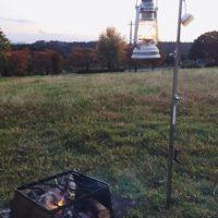 完全貸し切り状態の秋キャンプ、ふくおか家族旅行村五位キャンプ場で秋の味覚を食べ尽くす!