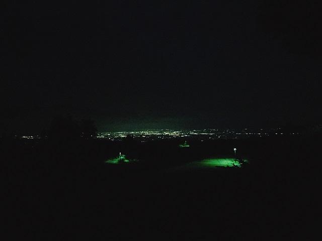 完ソロの夜景1
