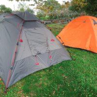 格安でコンパクトなダブルウォールドームテント!無骨でカッコいいテントを厳選!