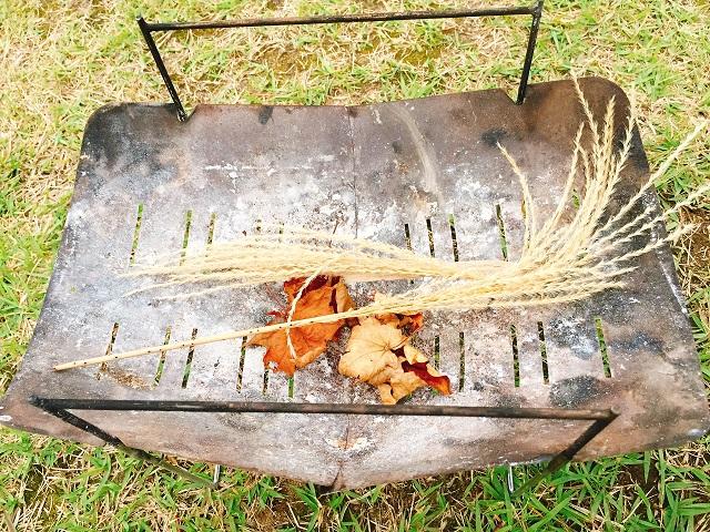 秋キャンプで肉を食いまくる (1)