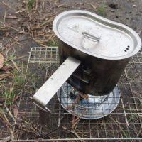 大失敗!ソロキャンプでオシャレに洋風炊き込みご飯を作ろうとして、1番忘れてはいけない物を忘れる!