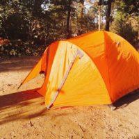ソロキャンプ用ドーム型テントの模索!テントにこだわり過ぎで失敗!?
