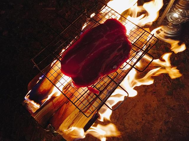 閑乗寺キャンプ場で秋キャンプ (10)