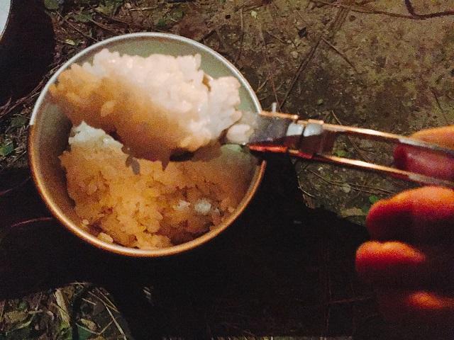 閑乗寺キャンプ場で秋キャンプ (12)