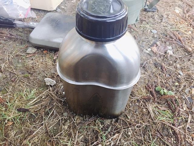 キャンティーン水筒1