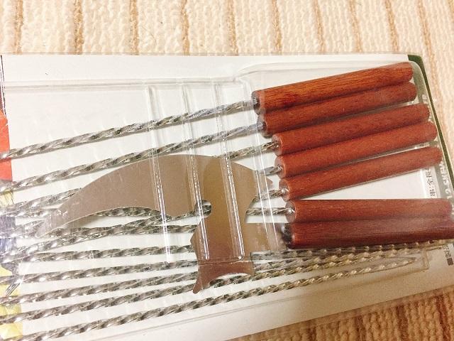 BBQ串 (3)