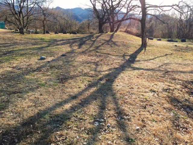 墓ノ木自然公園キャンプ場 (2)