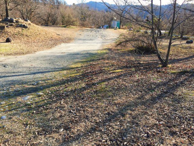 墓ノ木自然公園キャンプ場 (6)