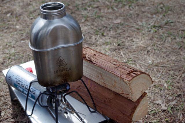 キャンティーン水筒