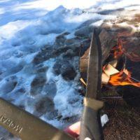 キャンプのナイフはモーラナイフのヘビーデューティーが1番使いやすい!?