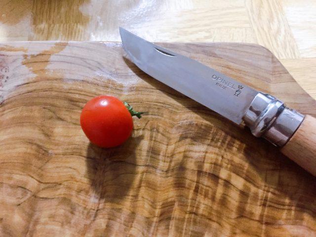 ナイフを研ぐ (30)