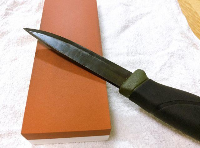 ナイフを研ぐ (11)