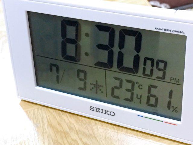 チタンマグの保冷性 (27)