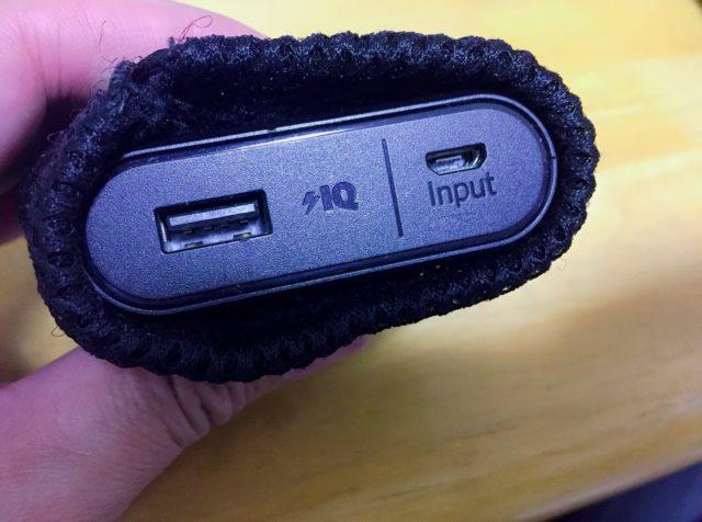 アンカーのモバイルバッテリー