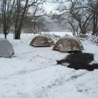 富山県で年越しキャンプが出来る通年営業のキャンプ場4選!