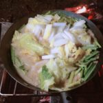 坦々餃子鍋