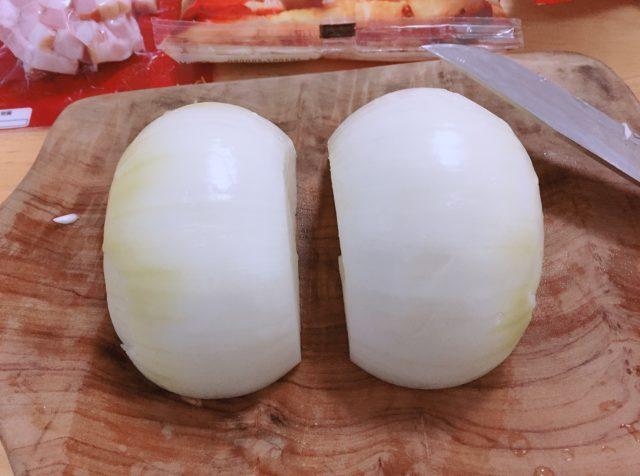 ポテトチップスオムレツ (2)