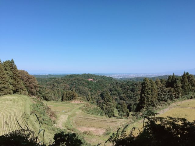 山道のソロラーメンツーリング (4)