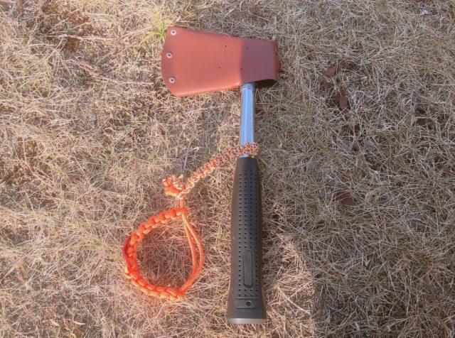 キャンプ用斧 (1)