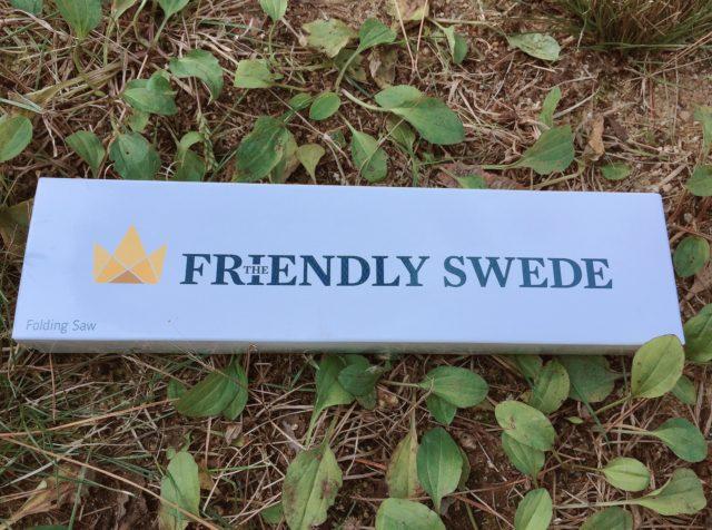 北欧スウェーデンデザインのノコギリ (1)