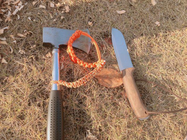 キャンプ用斧 (7)