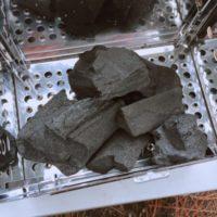 ソロキャンプで格安のマングローブ炭の量はどれぐらい必要?ソロBBQをしてみた結果!