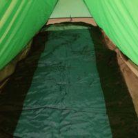冬用シュラフの代用!格安寝袋をシュラフカバー代わりにした保温効果は?