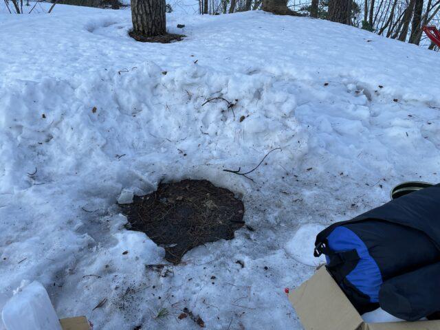 2回目の雪中キャンプ (25)