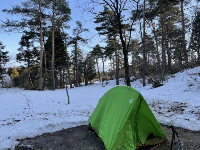 キャンプ2連泊2日目 (5)