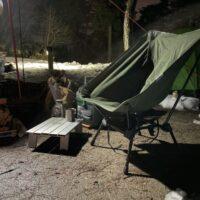 格安でリモコン付きスマホスタンドを購入!キャンプの撮影やスマホ置きに!