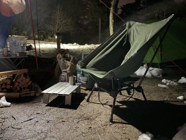 キャンプ連泊初日 (8)