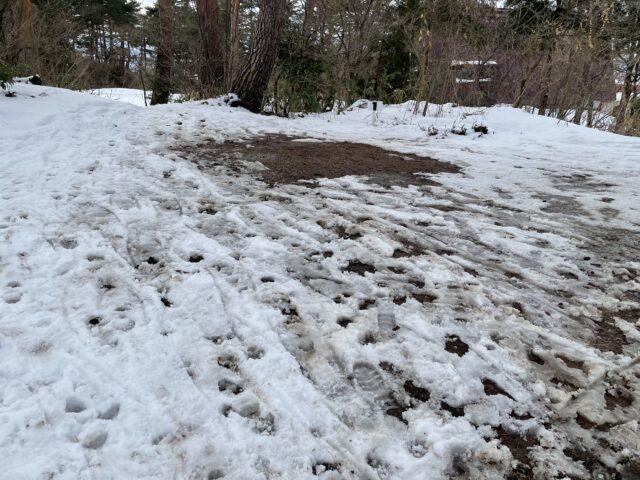 2回目の雪中キャンプ (1)