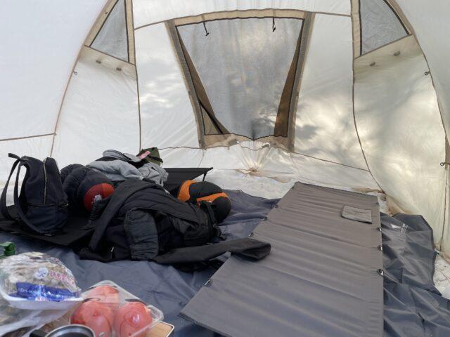 キャンプ2連泊2日目 (14)