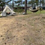 石川県大島キャンプ場 (1)